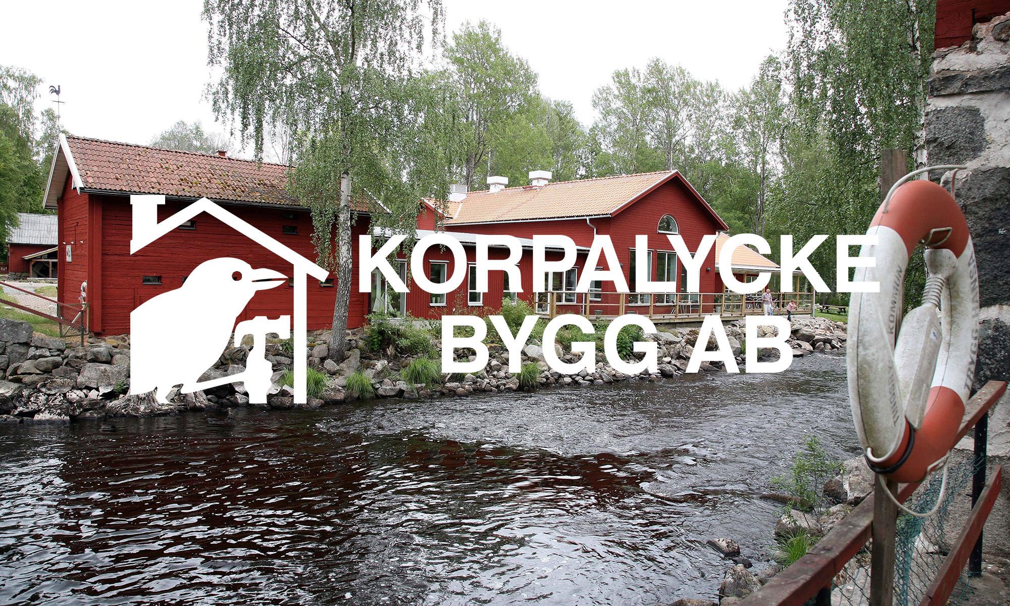 Korpalycke Bygg AB - Byggfirma, Hantverkare, Snickare i Tingsryd & Blekinge